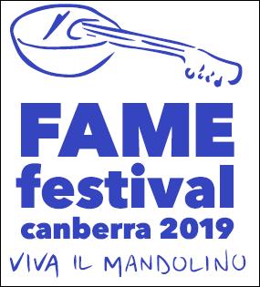 FAME Mandolin Festival Canberra 2019